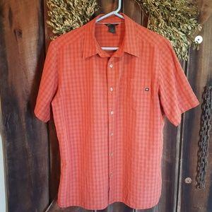 Marmot Plaid Shirt
